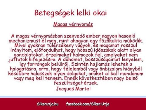 magas vérnyomás lelki okai)