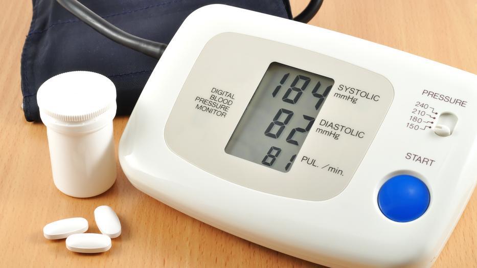 Három hatásos vérnyomáscsökkentő egyetlen tablettában - EgészségKalauz