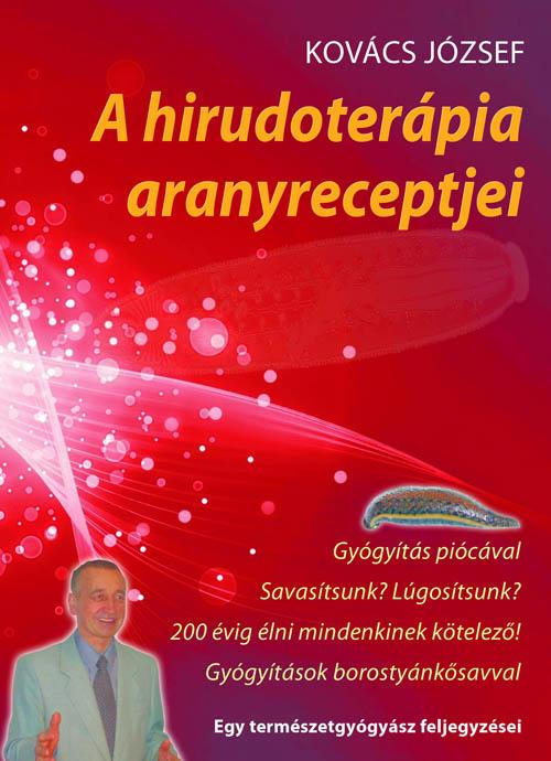 hirudoterápia ahol hipertóniát kell alkalmazni