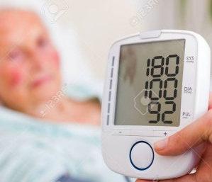 csökkentse a magas vérnyomás hőmérsékletét