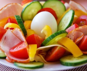 menü hipertónia diétájához