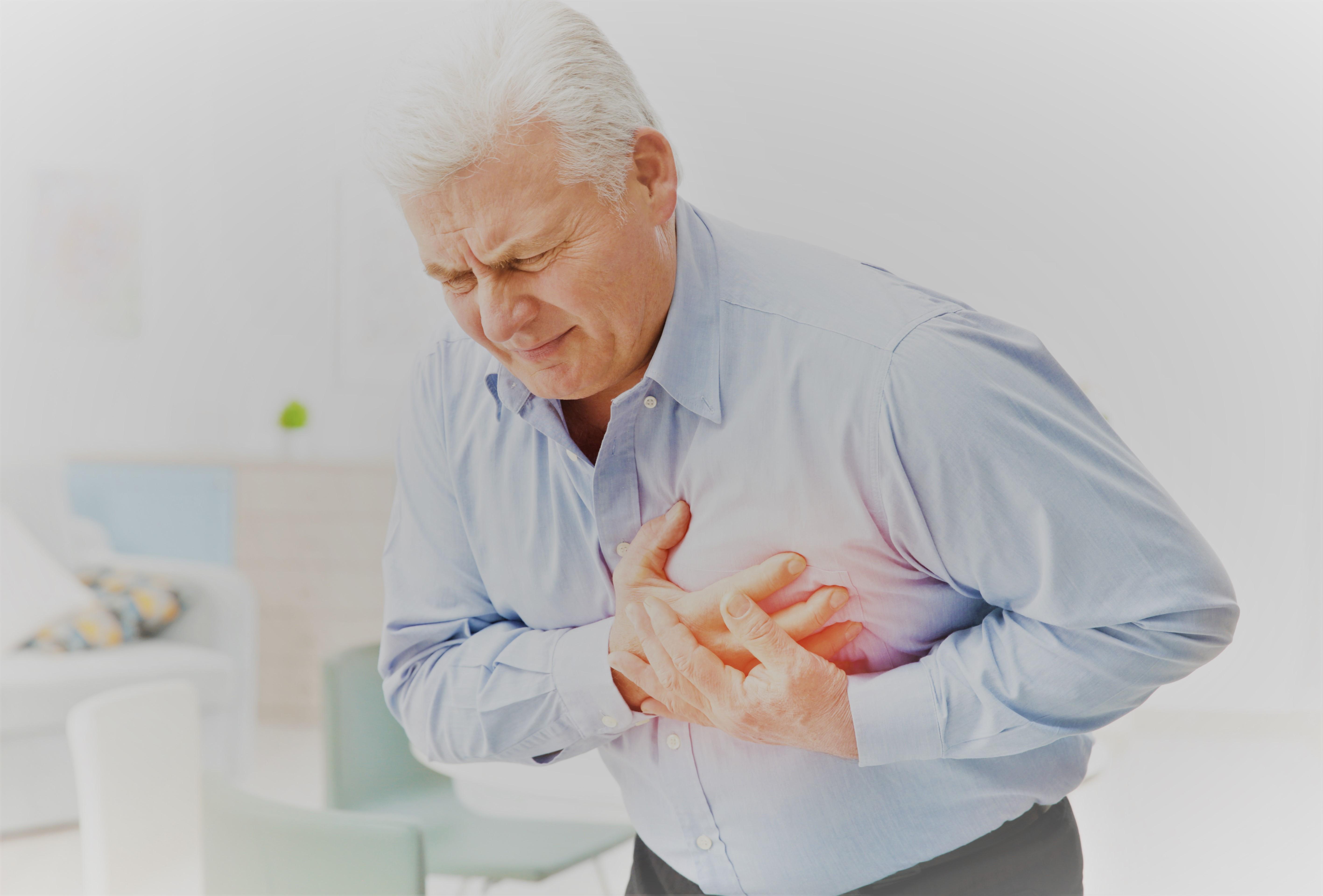 mellkasi fájdalom magas vérnyomás)