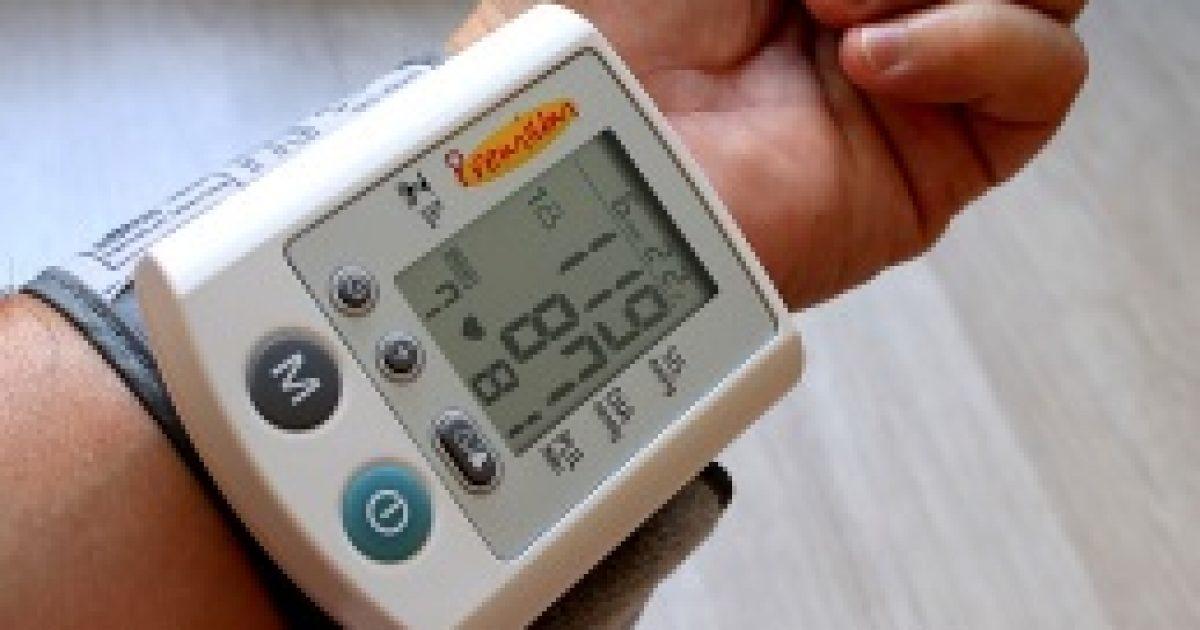 a magas vérnyomás módszere nem)