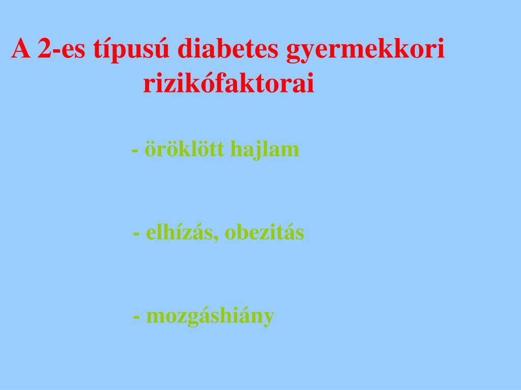 2-es típusú diabetes mellitus típusú 2-es típusú hipertónia)