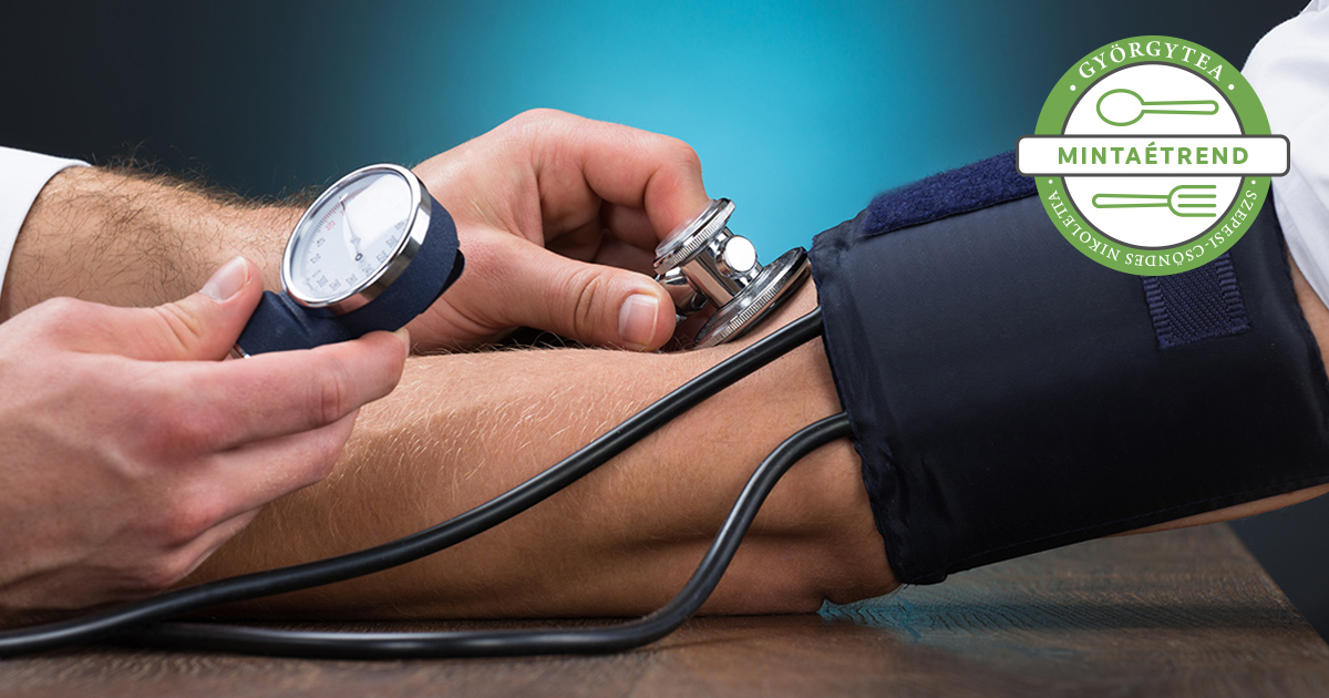 tinktúrák keverékei magas vérnyomás esetén
