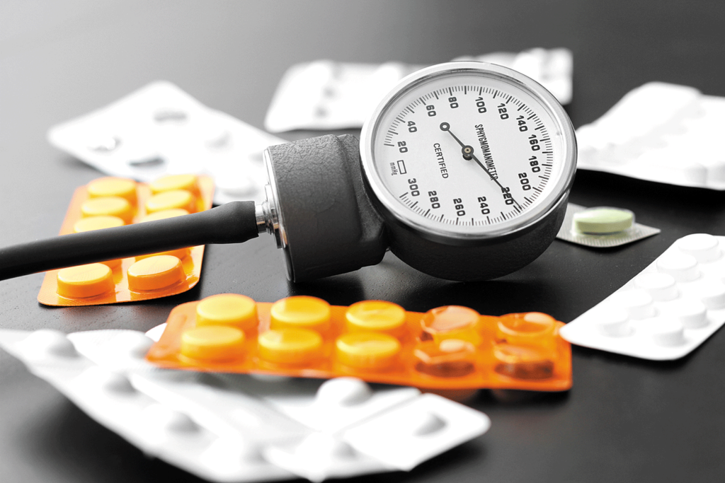 gyógyszerek magas vérnyomásban szenvedő idősek számára)