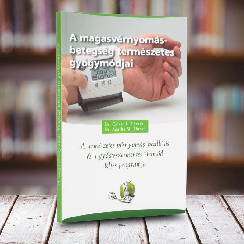 könyv nincs magas vérnyomás
