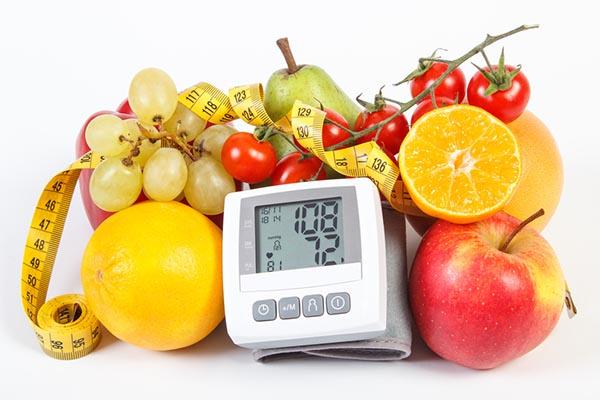 a magas vérnyomásért felelős élelmiszerek listája