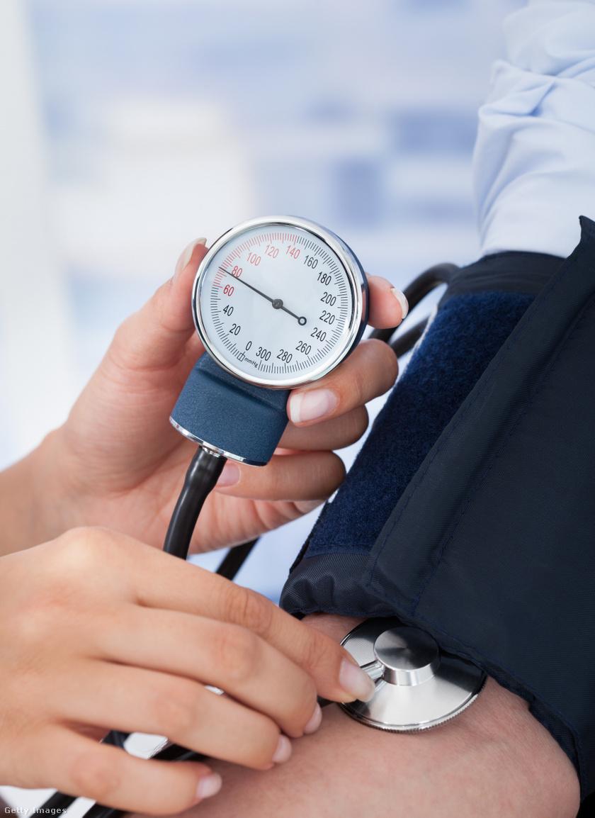 a magas vérnyomás segített nekem