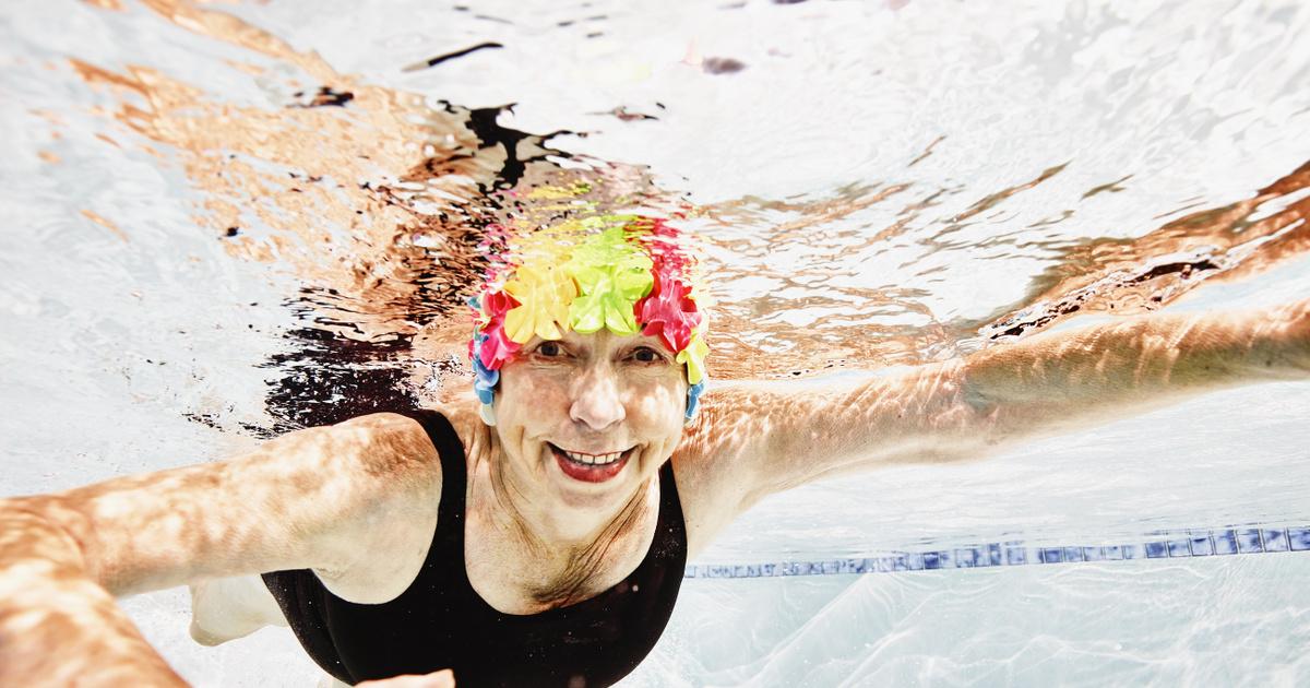 úszás magas vérnyomás ellen