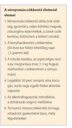 másodlagos hipertónia az)