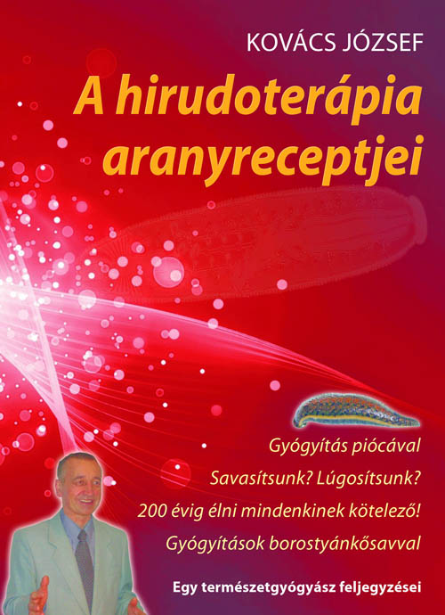 Hirudoterápia hipertónia video