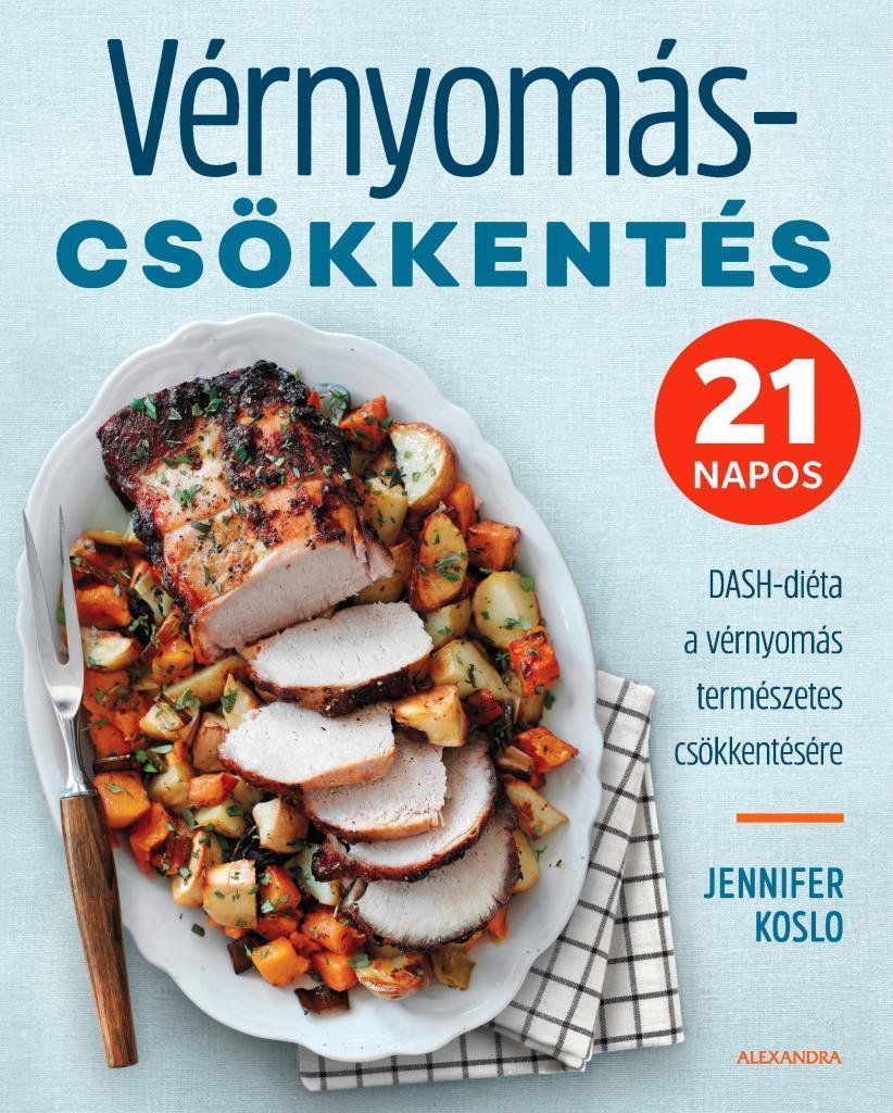táplálkozás magas vérnyomásért könyv)