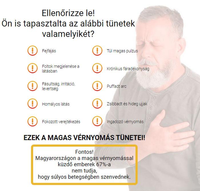 magas vérnyomás tünetei fórum)