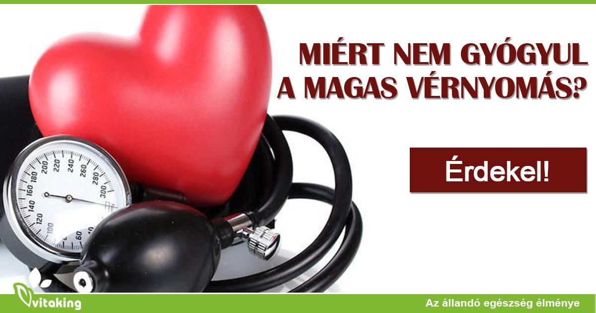 magas vérnyomás intézet