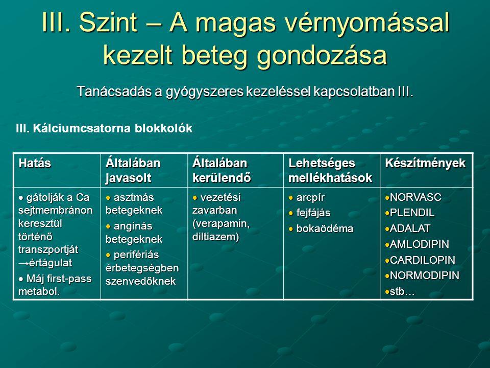 2 fokozatú magas vérnyomás kezelés)