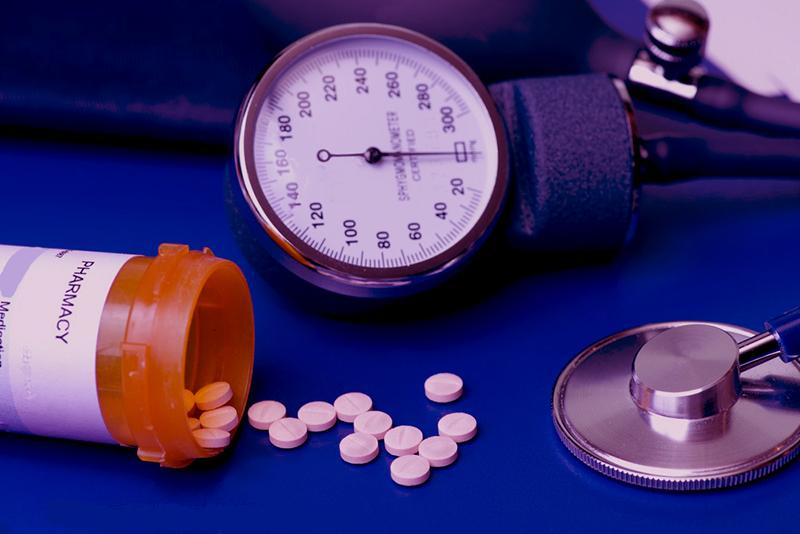 gyógyszer és egészségügyi magas vérnyomás)