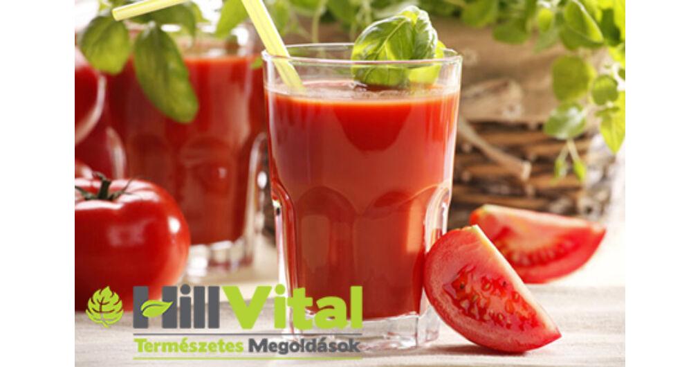 a paradicsom előnyei a magas vérnyomás ellen)