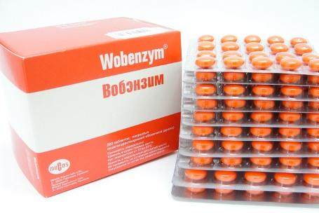 Wobenzym Plus db-os | VitaminKapu