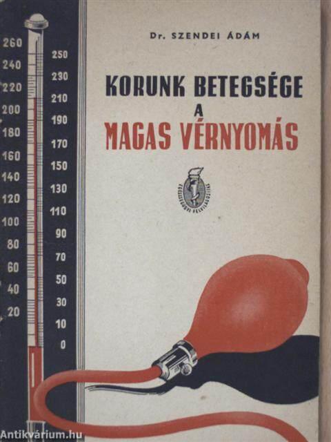 magas vérnyomás minisztérium)
