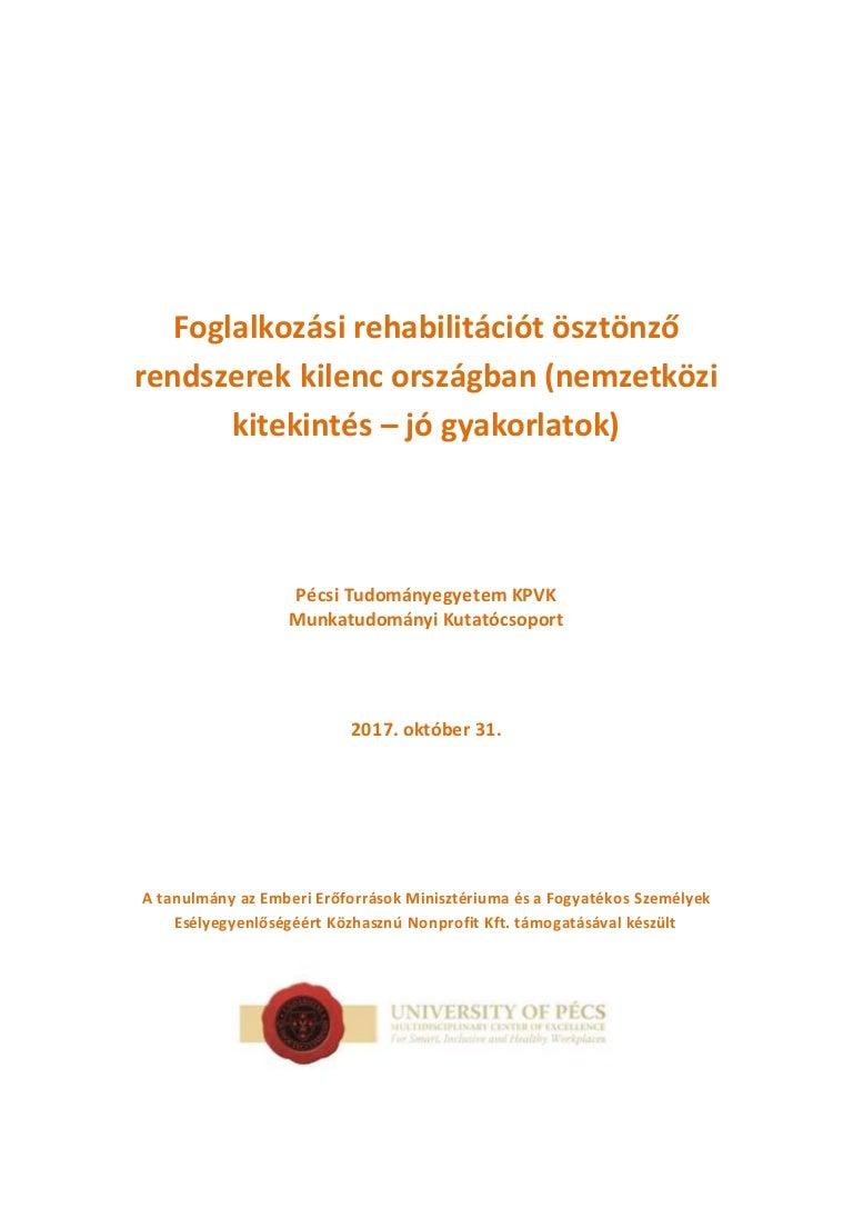 magas vérnyomás fogyatékosság 1 csoport)