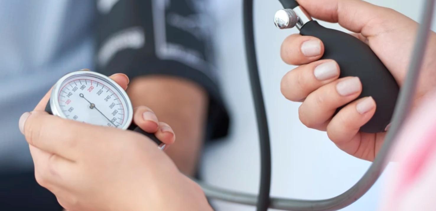 első lépések a magas vérnyomásért)