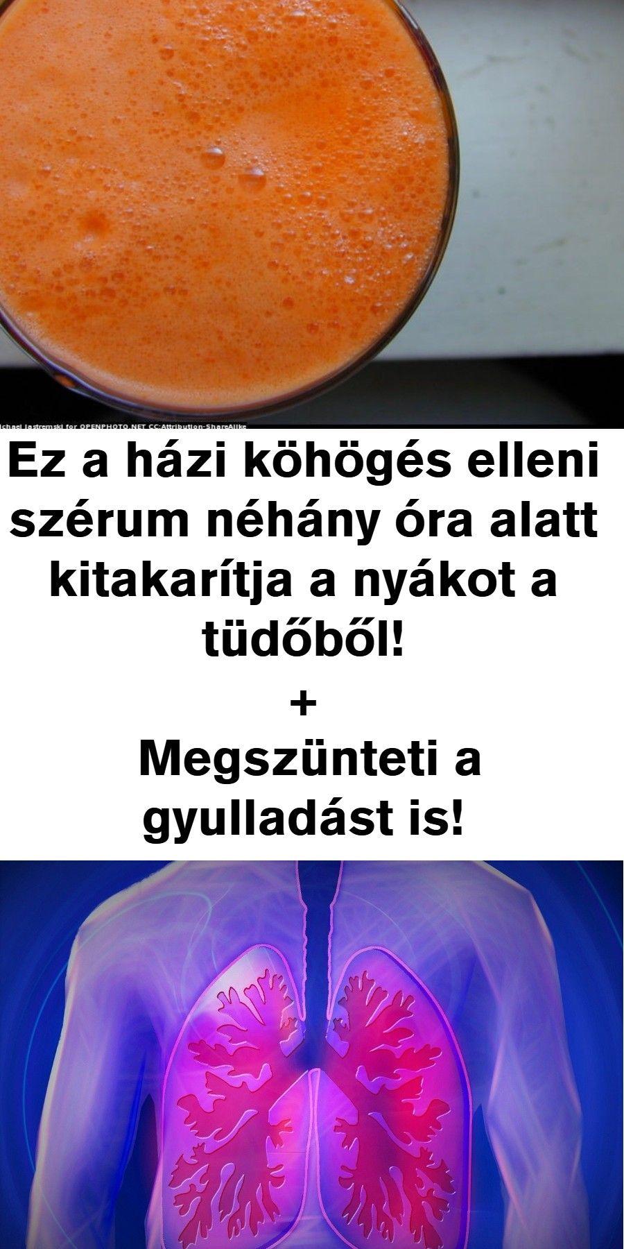 magas vérnyomásos köhögés)