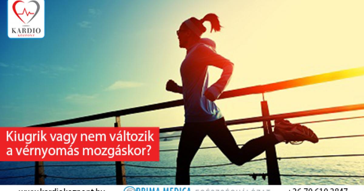 magas vérnyomás sportolás közben)
