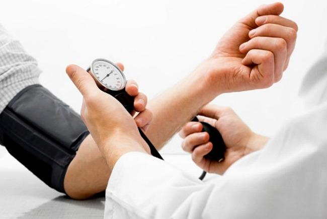 a magas vérnyomást 4 nap alatt kezelik