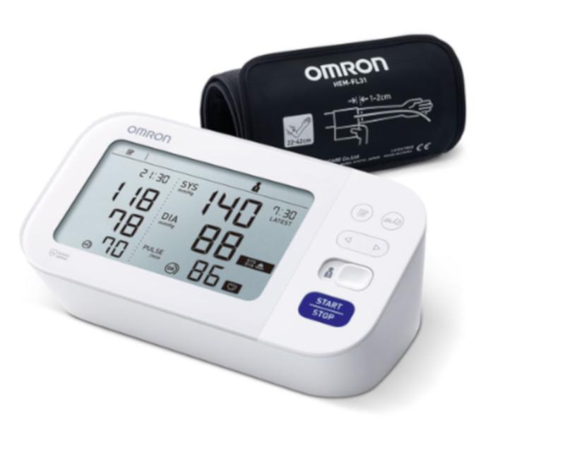 OMRON Vérnyomásmérők