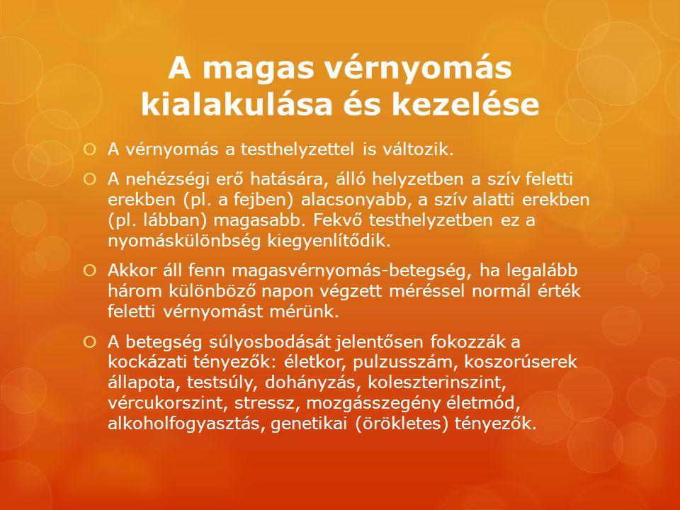 örökletes tényező a hipertónia kialakulásában)