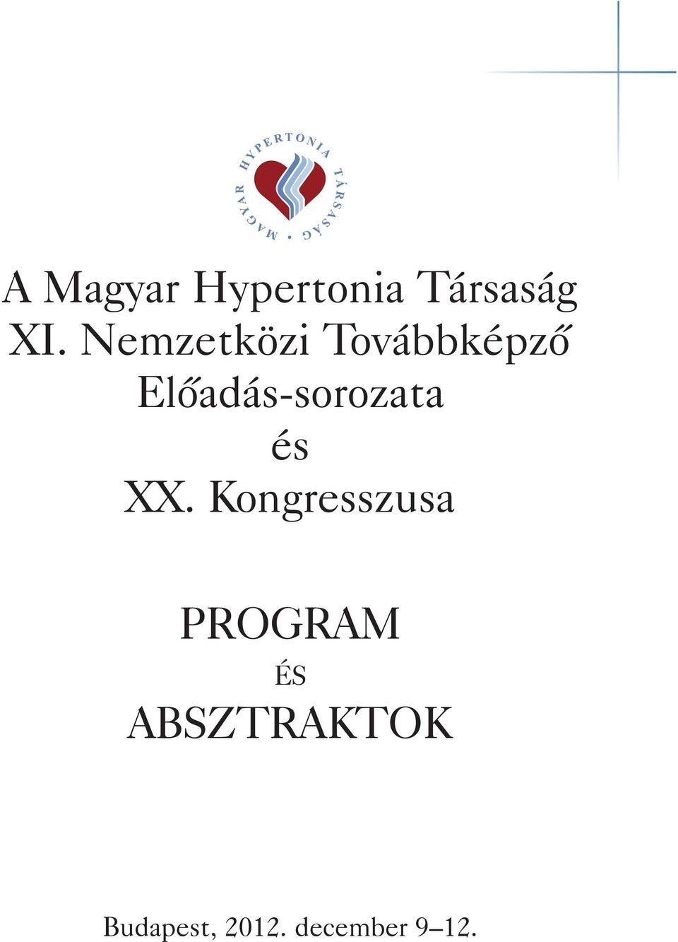 Nemzetközi Hipertónia Társaság