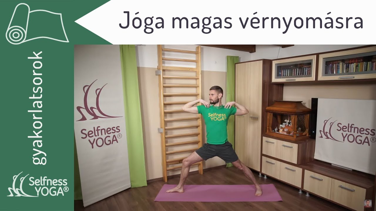 hasznos gyakorlatok magas vérnyomás esetén)