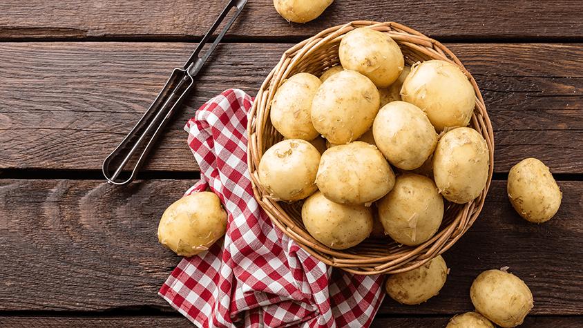 Veszélyes lehet a túl sok krumpli