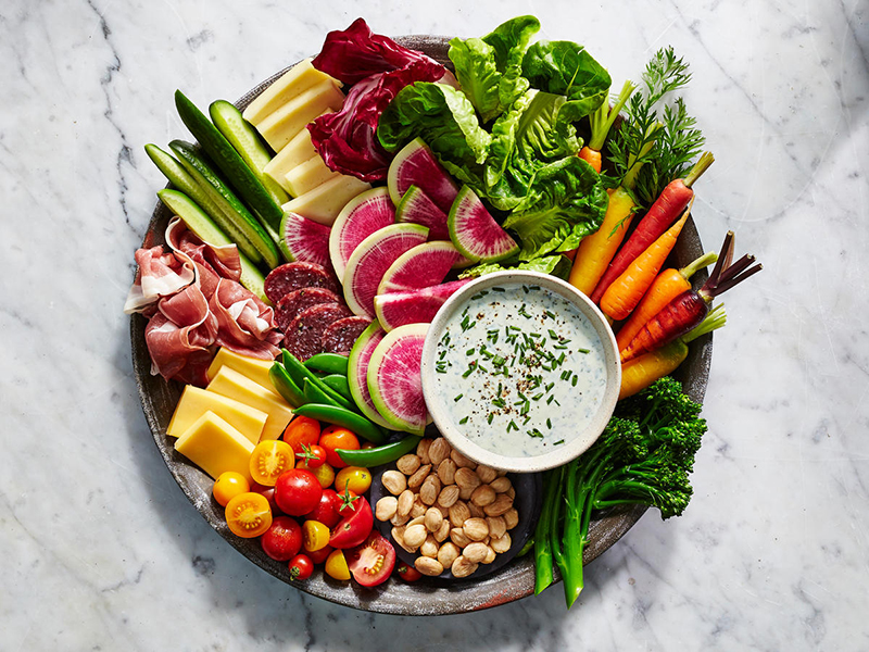 A mediterrán vagy a DASH diéta csökkenti az agyvérzés veszélyét