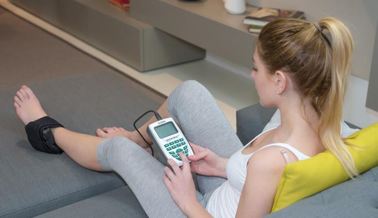 magnetoterápiás technika magas vérnyomás esetén
