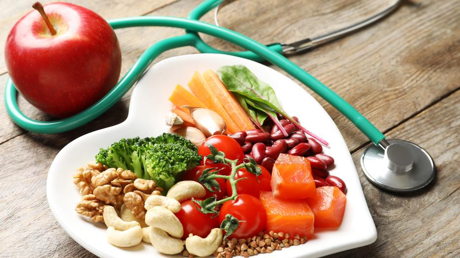 ételek magas vérnyomás-receptekhez