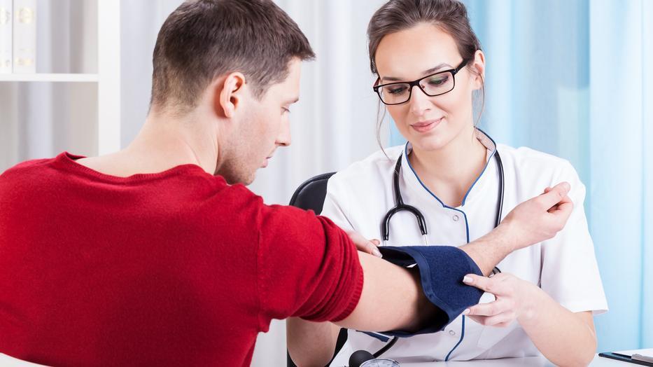 magas vérnyomás orvosi közlemény