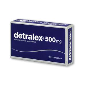 Detralex hipertónia magas vérnyomás fizioterápiával