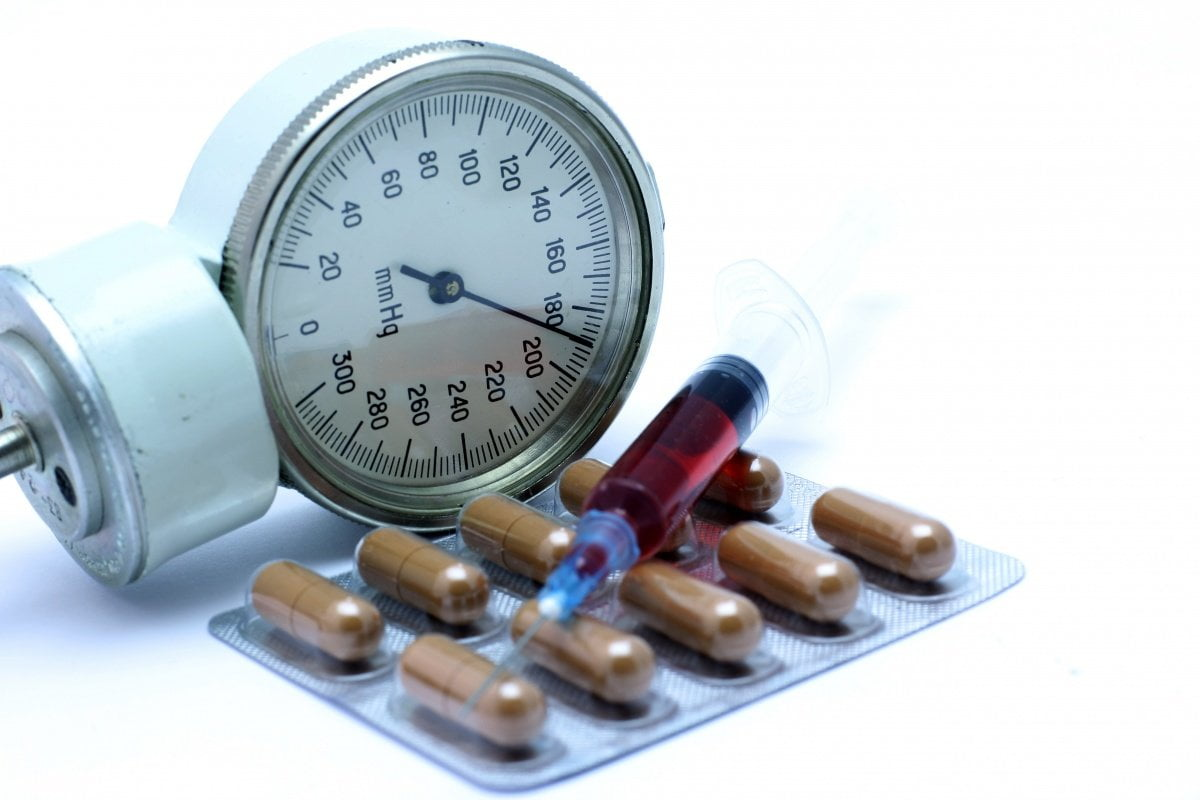 magas vérnyomást kezelni egész életen át
