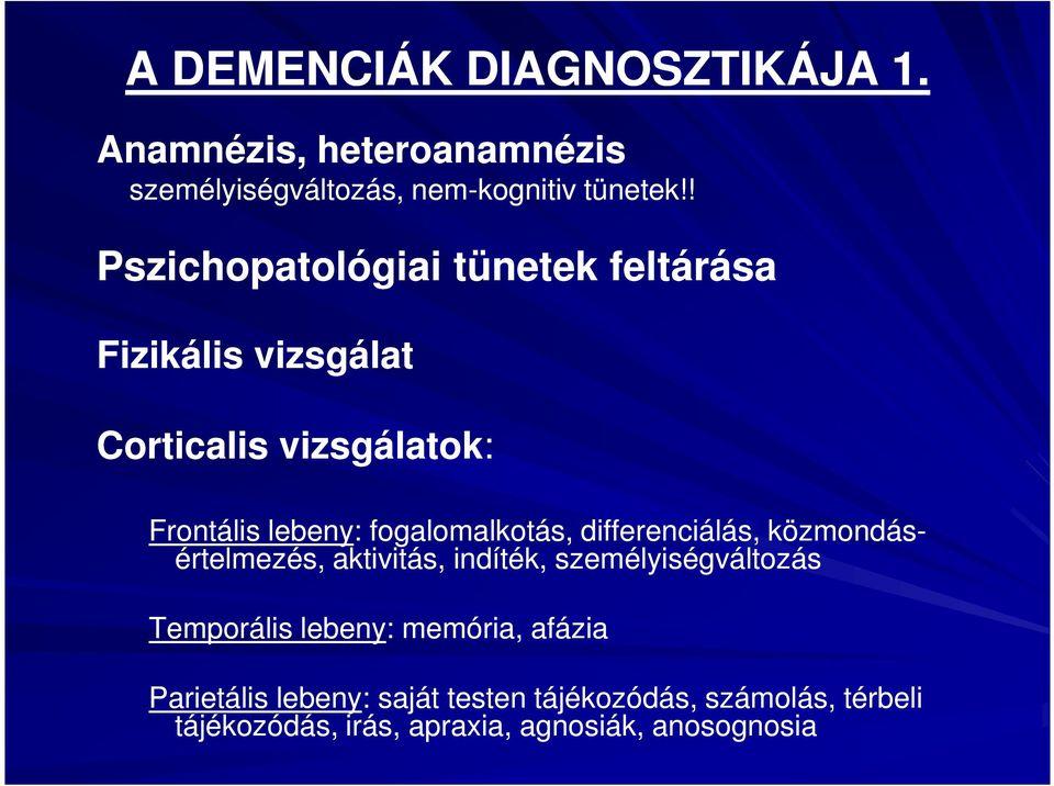 PNFA hipertónia esetén