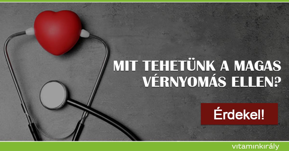 venarus magas vérnyomás ellen)