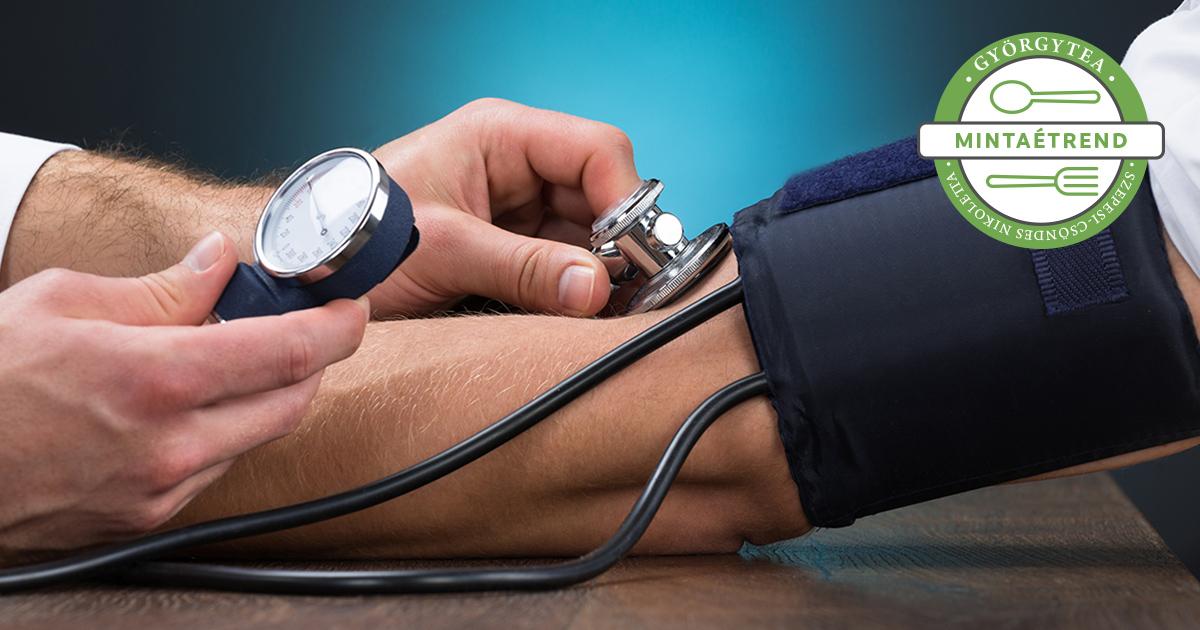 kálium magas vérnyomás esetén etiotróp terápia magas vérnyomás esetén