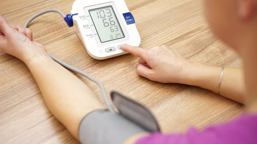 magas vérnyomású időjárás
