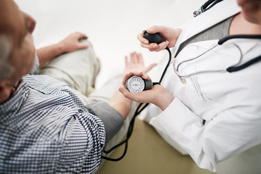 a magas vérnyomásra való hajlam az