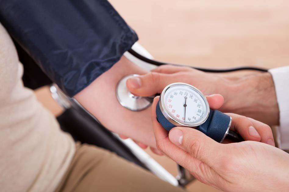 enyhe magas vérnyomás és kezelése