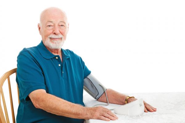 az idősek magas vérnyomásának modern kezelése)