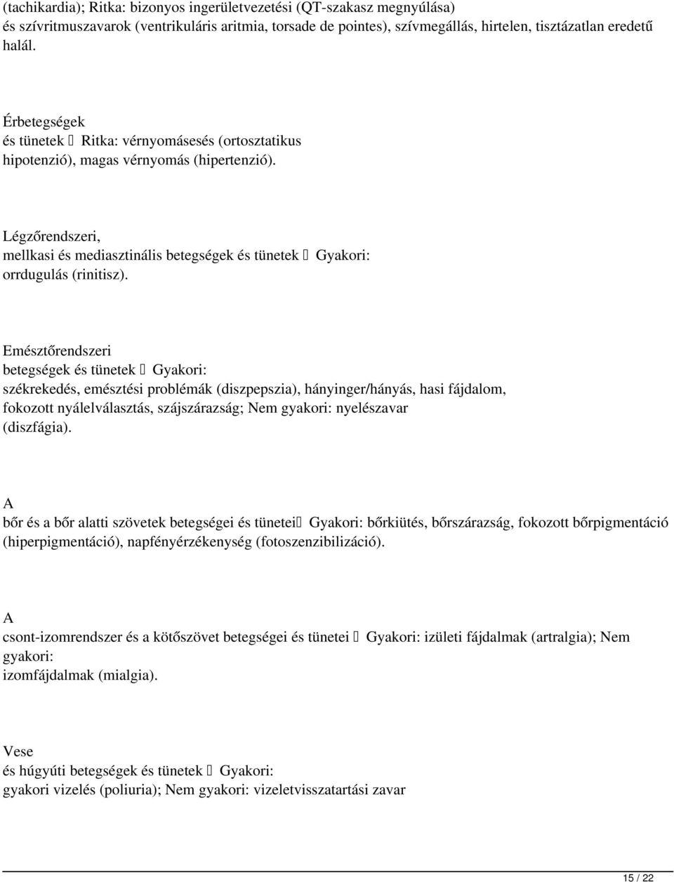 suprastin magas vérnyomás esetén)