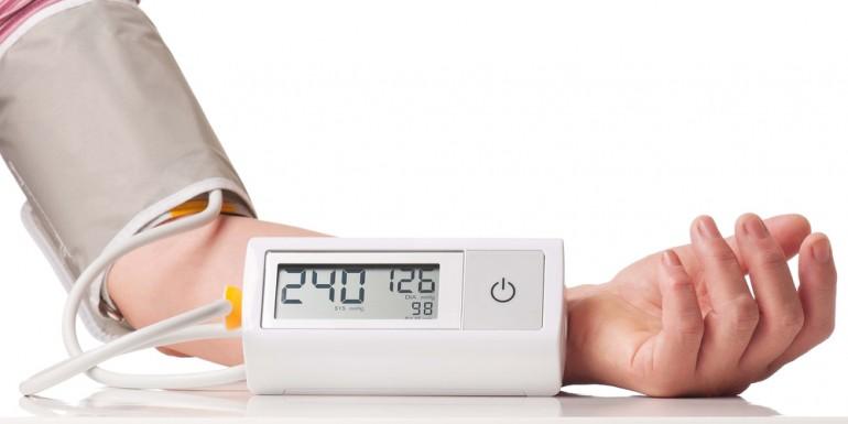 csökkent vérnyomás és magas vérnyomás