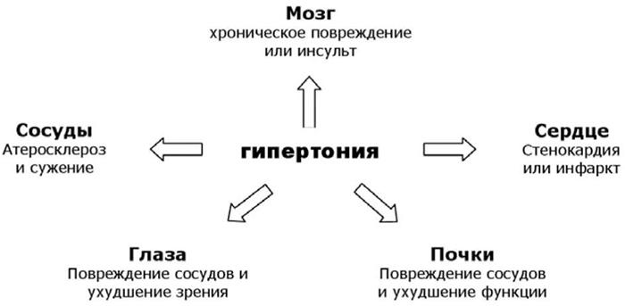 a fundus megváltoztatja a magas vérnyomás szakaszát)
